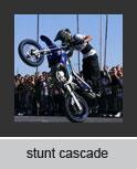 stunt cascade