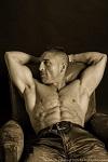 stripteaseur Montpellier, stripteaseur Angelo
